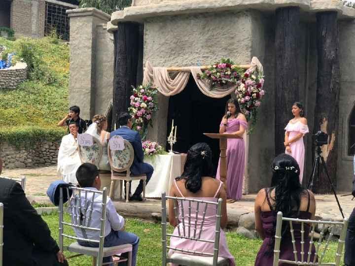 Nuestro Matrimonio k & e - 7 de Abril - 2