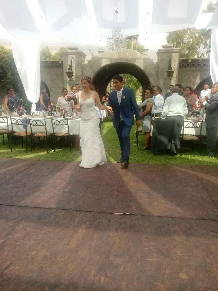 Nuestro Matrimonio k & e - 7 de Abril - 9