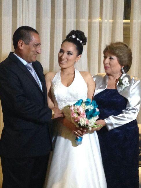 Matrimonio Catolico Feliz : Mi matrimonio religioso el día más feliz de todos