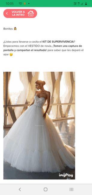 Descubre tu vestido 3