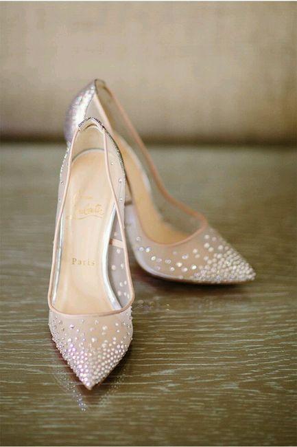 ¿eres novia tierna o seductora? - tus zapatos - 1