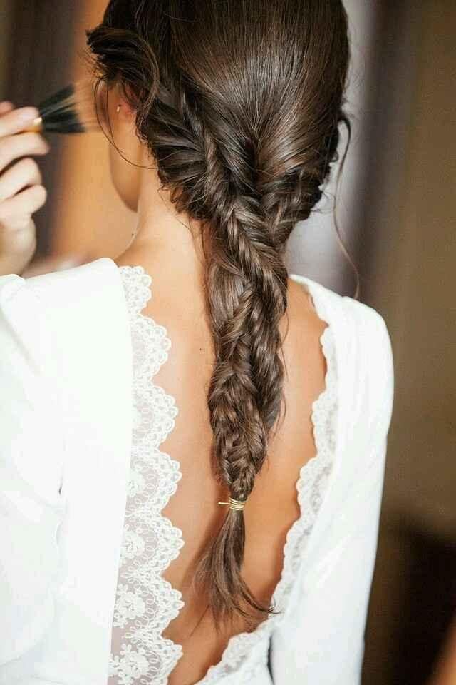 Peinados para matrimonio - 1