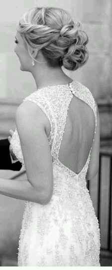 Peinados para matrimonio - 2