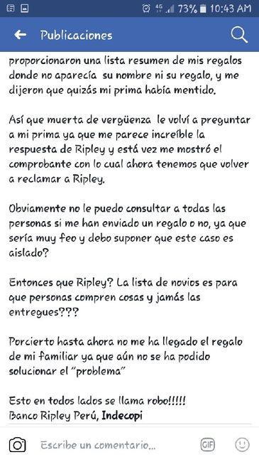 Ripley lista de Regalos¡¡¡ - 2