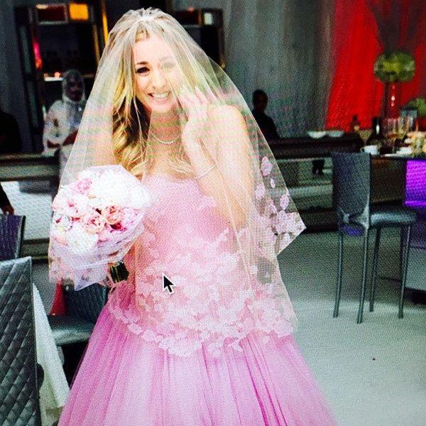 Vestidos de novia de celebridades