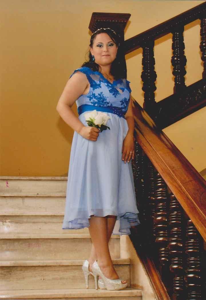 Cómo elegir el vestido de novia para boda civil - 1