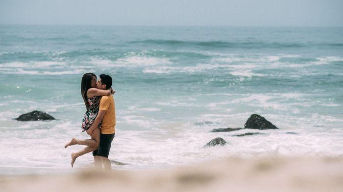 Preboda en la playa ❤🥰 1