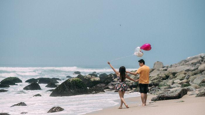 Preboda en la playa ❤🥰 5