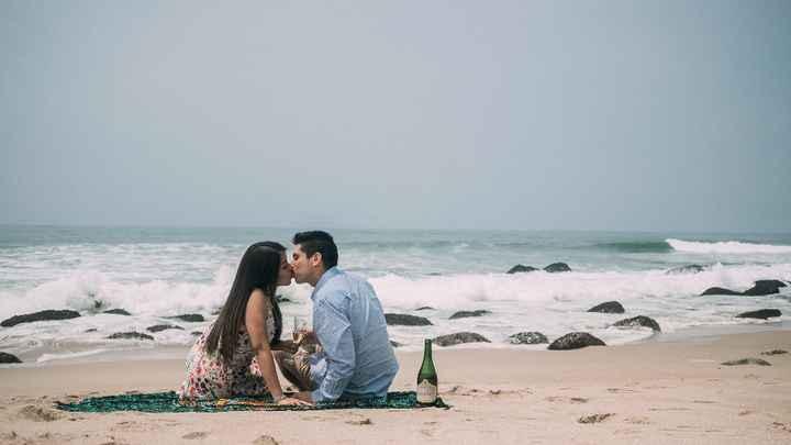 Preboda en la playa ❤🥰 - 3