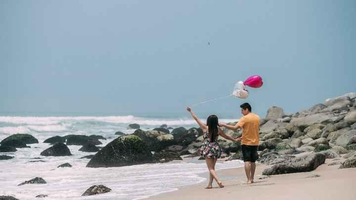 Preboda en la playa ❤🥰 - 5