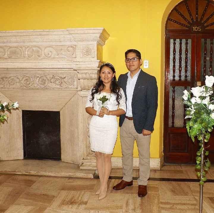 Mi boda civil - 3
