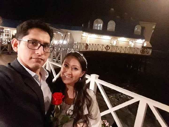 Mi boda civil - 8