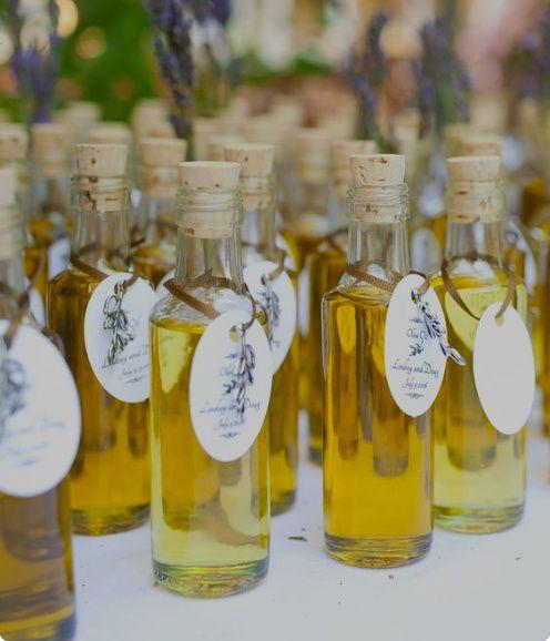¿aceite de Oliva para mi recuerdo de bodas? 1