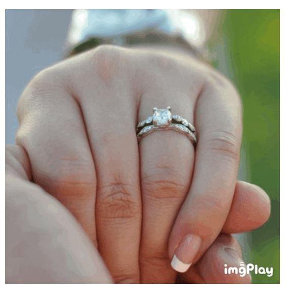Ponle el anillo a la novia 💍  ¿Aciertas? 🤭 8