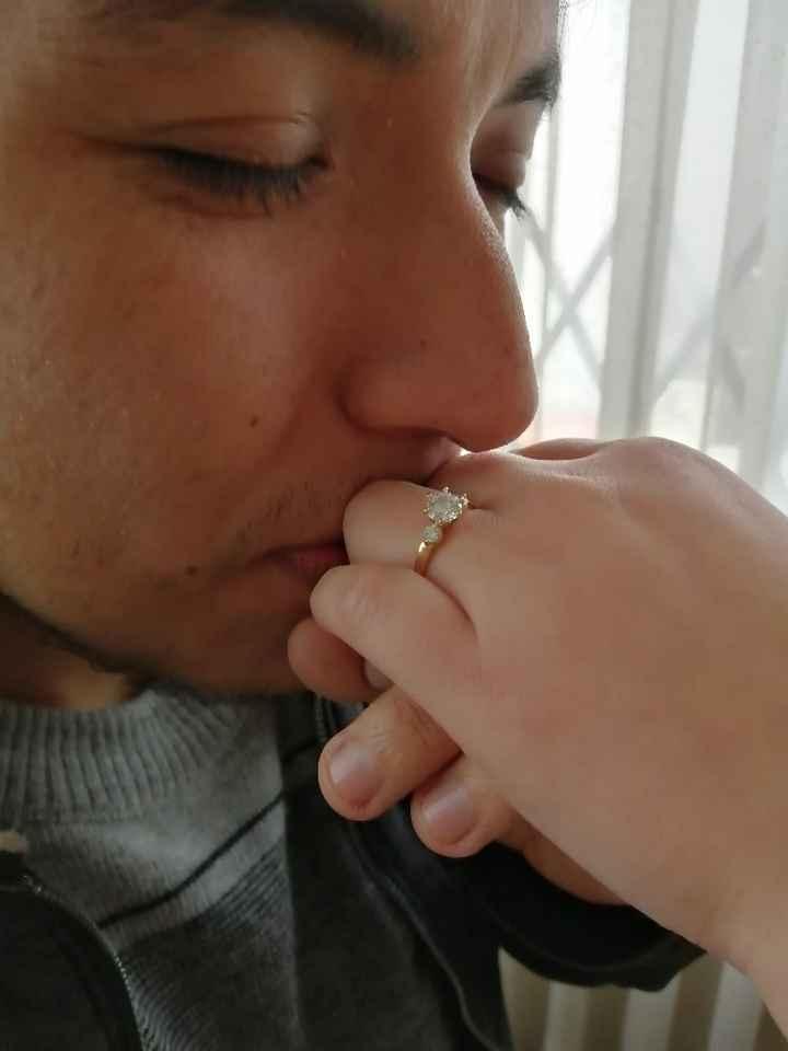 ¿Tienes una foto de tu anillo de compromiso? - 2