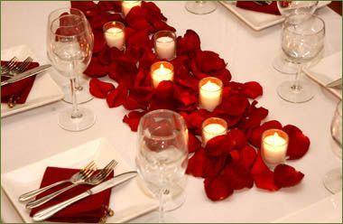 las mesas elegantes y sencillas