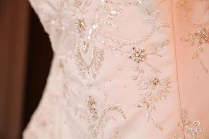 ¿Cuántos vestidos de novia te probaste? - 2
