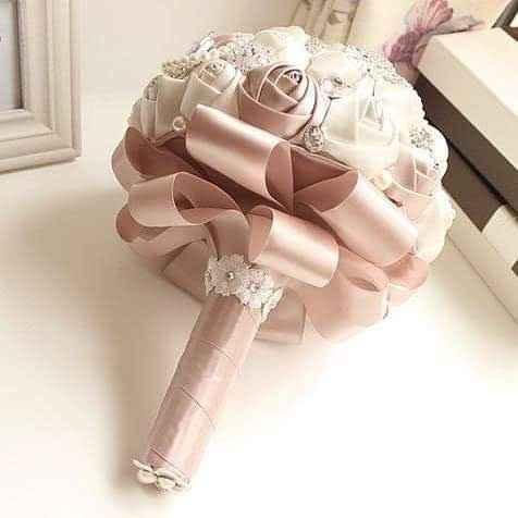 ¿Quién me muestra una foto de inspiración de su bouquet? - 1
