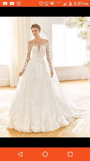 ¡Vestidos de novia para todo tipo de mujer! 4