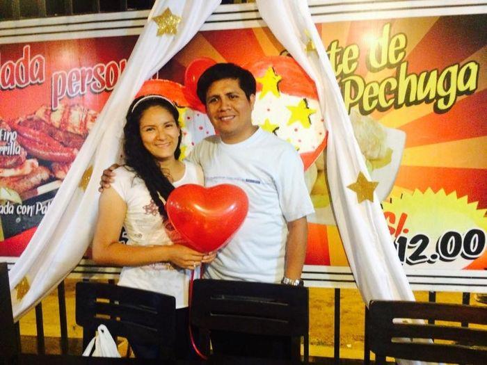 Raquel & Ronald