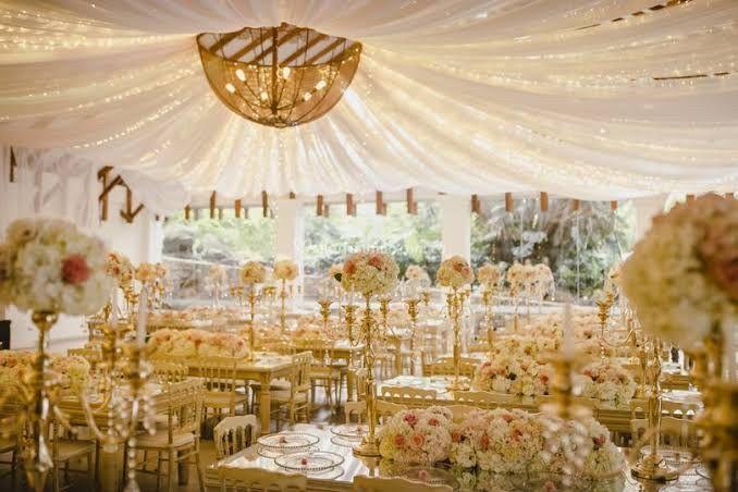 2 matrimonios, 2 decoraciones. ¿Cuál es la tuya? 3