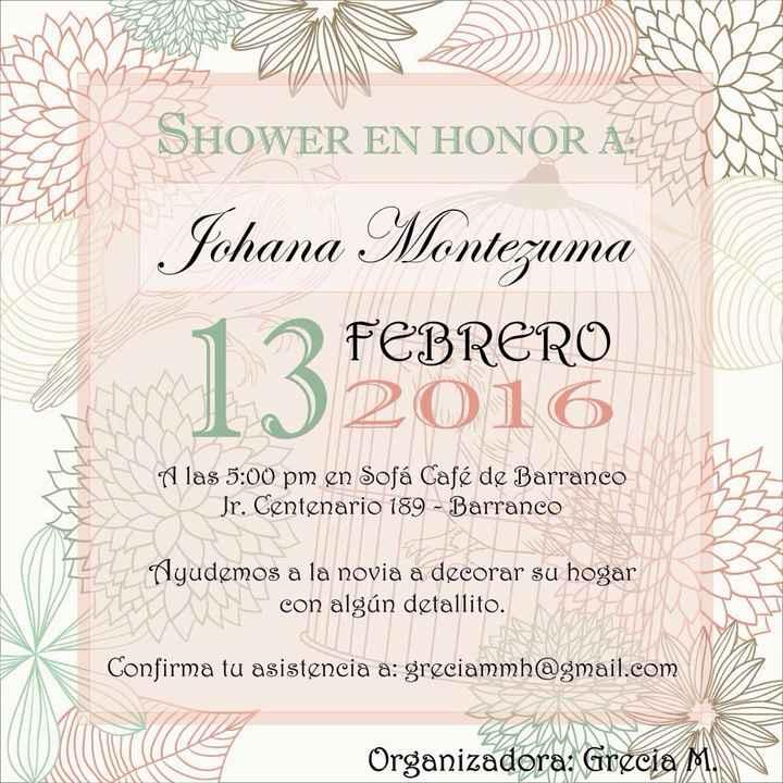 Mi shower / despedida/ brunch - 9