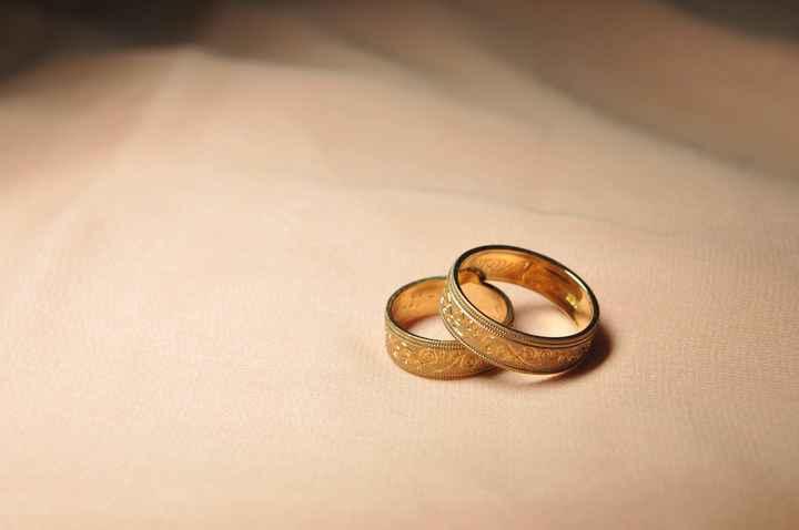 Aros Matrimoniales