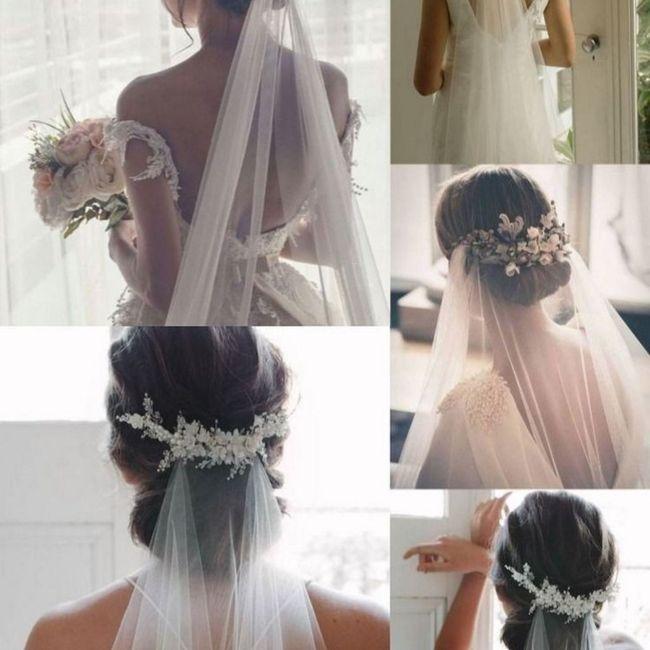 ESCOGE el peinado de la novia 💁♀️¡VOTA! 6