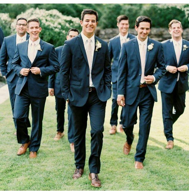 La novia no puede ver al novio antes de la boda? - 1