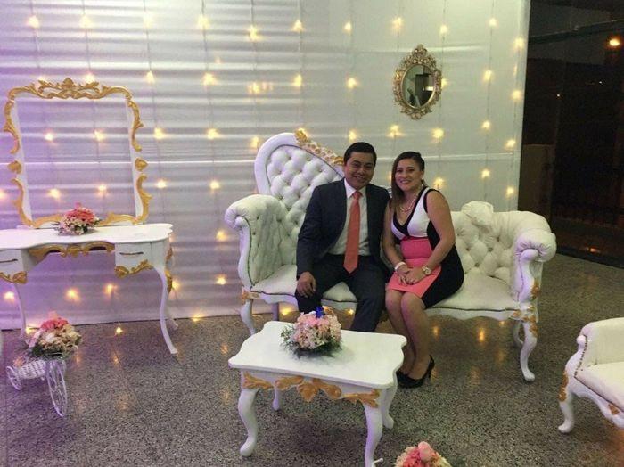 Nuestra historia de amor --> Carmen & Edgarth