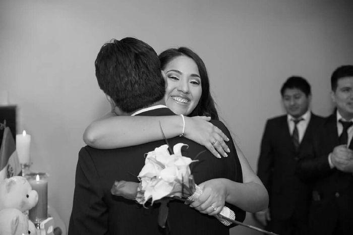 Nuestro matrimonio civil [beatríz y emerson] - 5