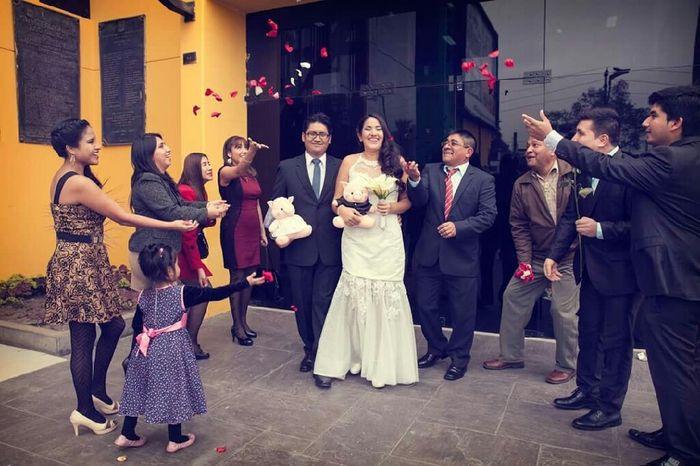 Nuestro matrimonio civil [beatríz y emerson] - 11