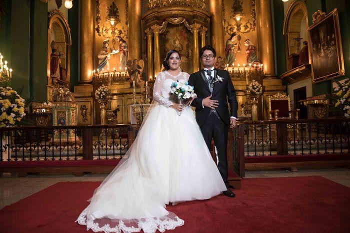 Matrimonio Beatriz y Emerson