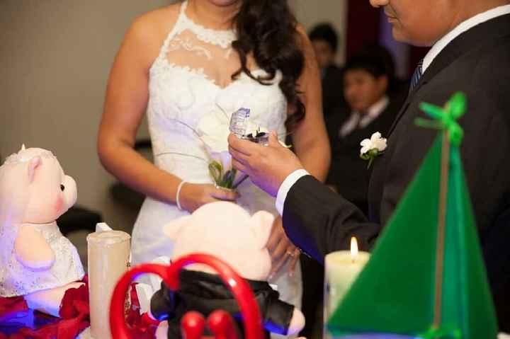 Nuestro matrimonio civil [beatríz y emerson] - 1
