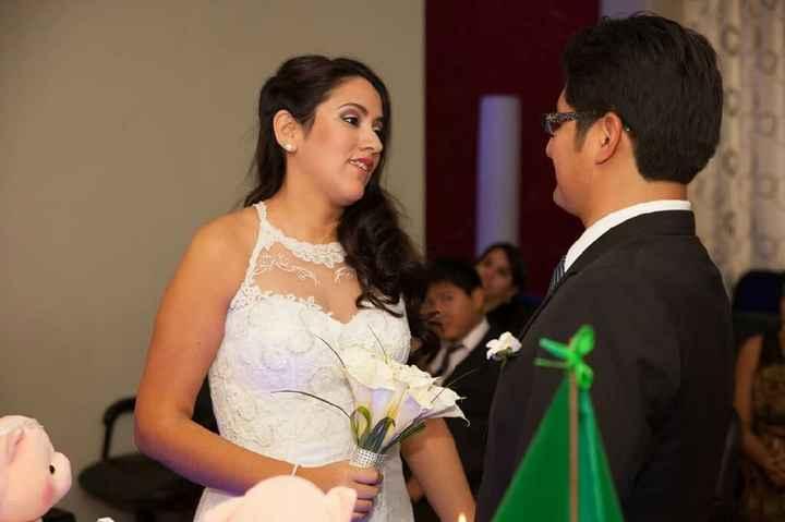 Nuestro matrimonio civil [beatríz y emerson] - 2