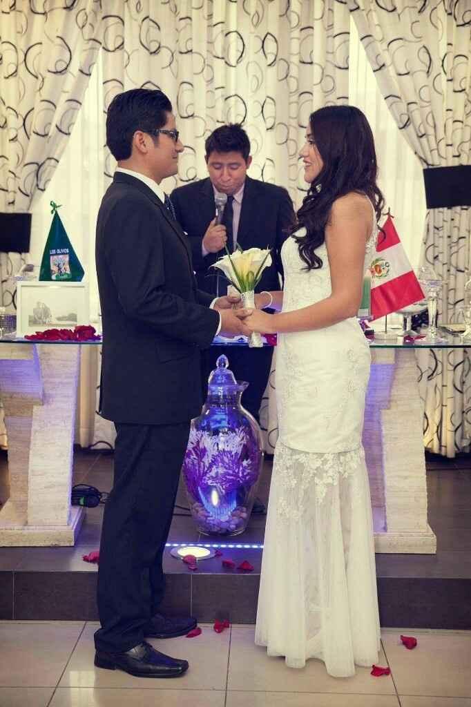 Nuestro matrimonio civil [beatríz y emerson] - 3