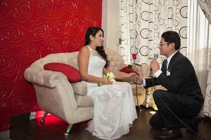 Nuestro matrimonio civil [beatríz y emerson] - 6