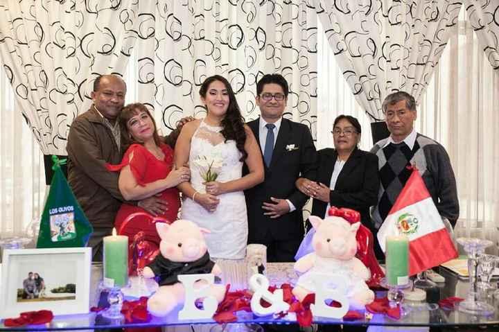 Nuestro matrimonio civil [beatríz y emerson] - 7