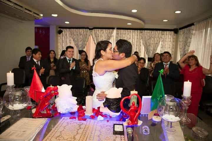 Nuestro matrimonio civil [beatríz y emerson] - 10