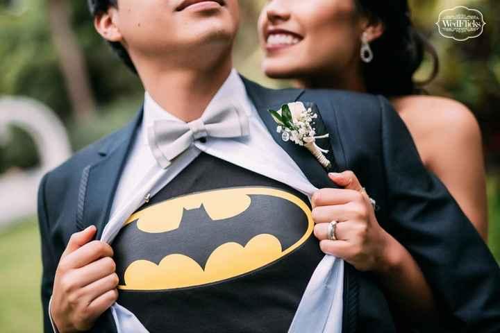 Batman en mi boda - 1