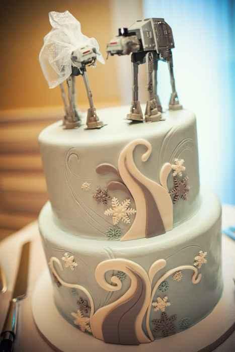 Torta Tematica Star Wars