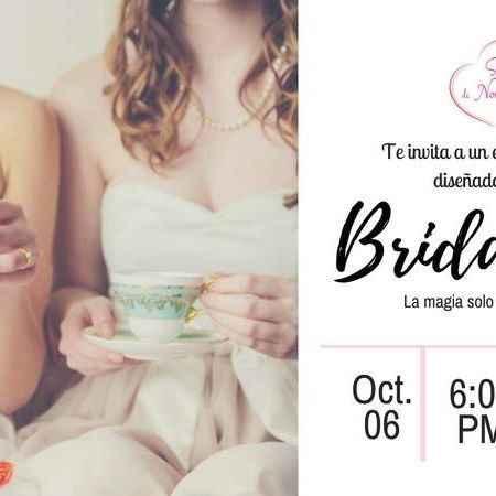Un buen momento para novias que esten en la organizacion de su boda
