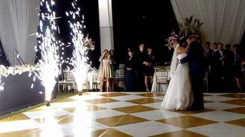 nuestra baile de esposos