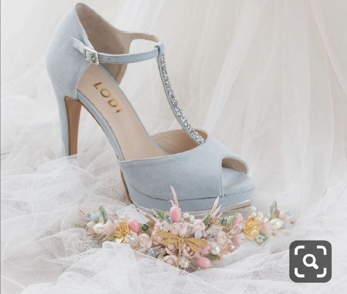 Mis zapatos de boda 4