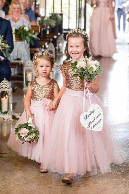 Ideas para un matrimonio con hijos 1
