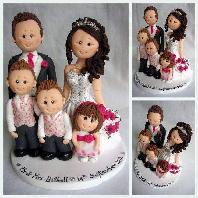 Ideas para un matrimonio con hijos 6