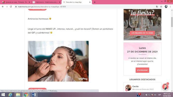 Descubre tu maquillaje 16