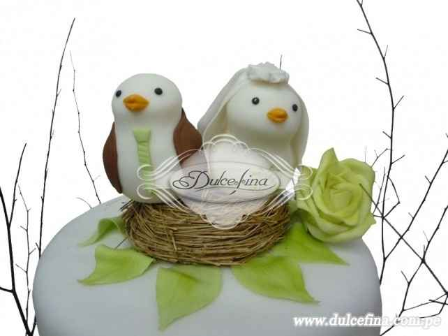 Torta Preciosa de Pollitos :)