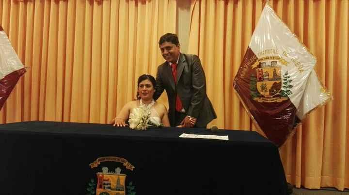 Finalmente Sr. & Sra. Rojas - 2