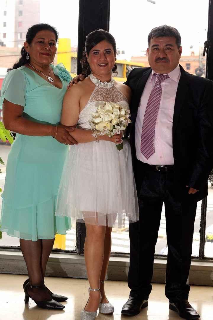 Con mis papás
